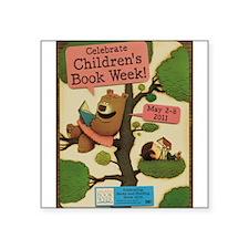2011 Children's Book Week Sticker