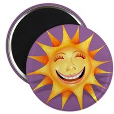 """""""Today's Weather: Ecstatic"""" Magnet (10 pk)"""