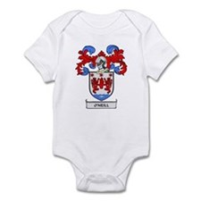 O'NEILL Coat of Arms Infant Bodysuit