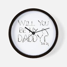 Tease Inc - Wall Clock
