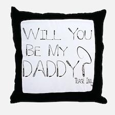 Tease Inc - Throw Pillow