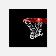 Basketball Hoop Sticker