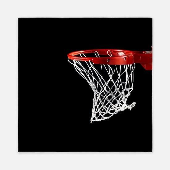 Basketball Hoop Queen Duvet