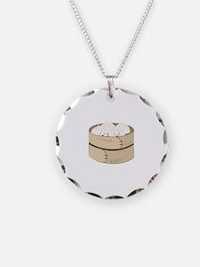 Dumplings Necklace