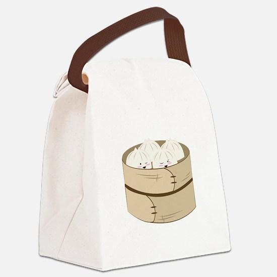 Dumplings Canvas Lunch Bag