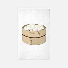 Dumplings 3'x5' Area Rug