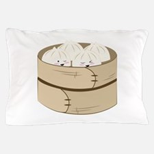Dumplings Pillow Case
