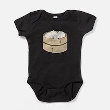 Dumplings Baby Bodysuit