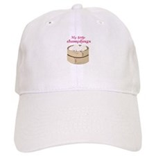 My Little Dumplings Baseball Baseball Cap
