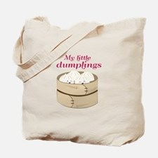 My Little Dumplings Tote Bag