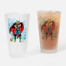 Marvel Comics Thor Drinking Glass