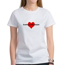 Cooking is My Passion T-Shirt