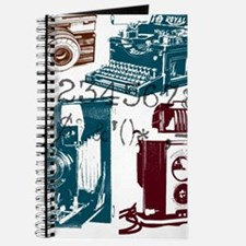 retro photographer vintage camera Journal