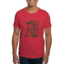 Marvel Comics Thor Retro Thor's Hamme T-Shirt