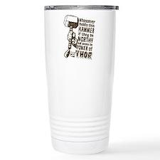 Marvel Comics Thor Retr Travel Coffee Mug