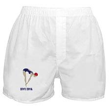 Dive Diva Boxer Shorts
