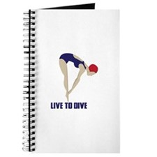 Live To Dive Journal