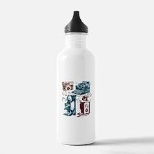 Cute Film maker Water Bottle