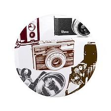"""Cute Camera 3.5"""" Button (100 pack)"""