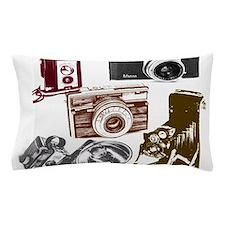 Unique Camera Pillow Case