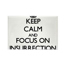 Keep Calm and focus on Insurrection Magnets