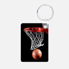 Basketball Point Keychains