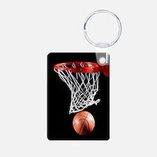 Basketball Point Keychains