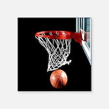 Basketball Point Sticker