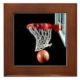 Basketball Framed Tiles
