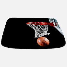 Basketball Point Bathmat