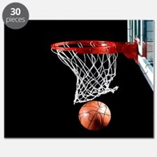 Basketball Point Puzzle