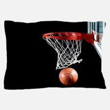 Basketball Point Pillow Case