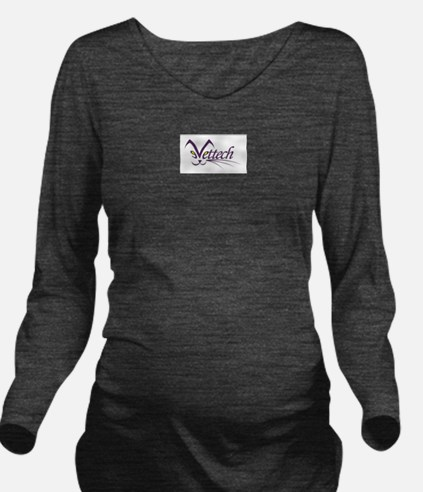 Unique Veterinary technician Long Sleeve Maternity T-Shirt
