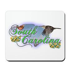 South Carolina Mousepad