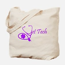 Cute Veterinary technician Tote Bag
