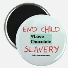 Love Chocolate Magnet