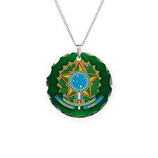 Brazil COA Necklace
