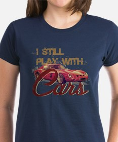 Funny Play with cars Tee