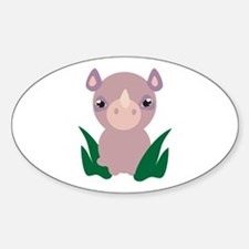 Little Rhino Decal