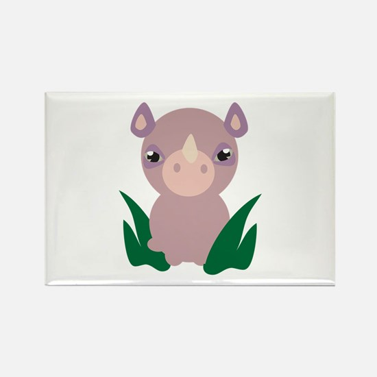 Little Rhino Magnets