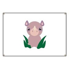 Little Rhino Banner