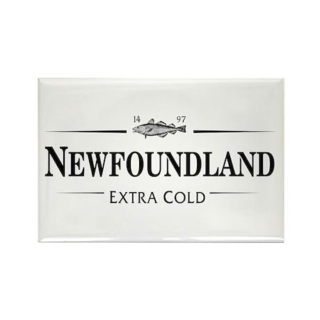 Newfoundland: Extra Cold Magnet