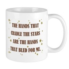 THE HANDS THAT... Mug