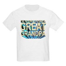 going to be a great grandpa Kids T-Shirt