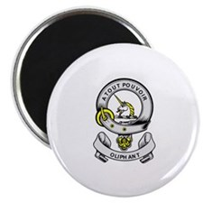 OLIPHANT 2 Coat of Arms Magnet