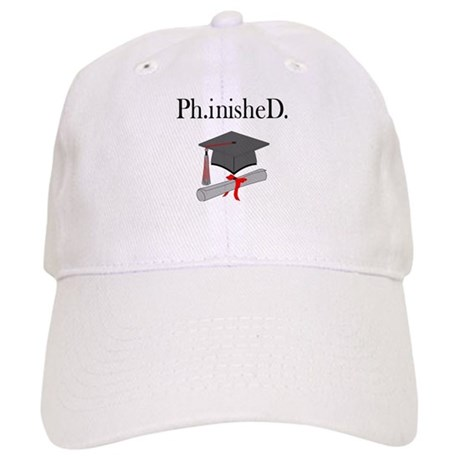 Ph.inisheD. Cap