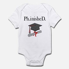 Ph.inisheD. Infant Bodysuit