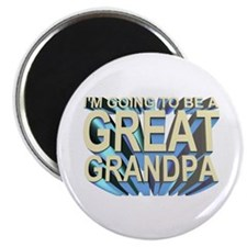 going to be a great grandpa Magnet