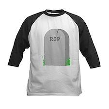 RIP Headstone Baseball Jersey