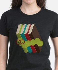 Book Lover Bookworm T-Shirt